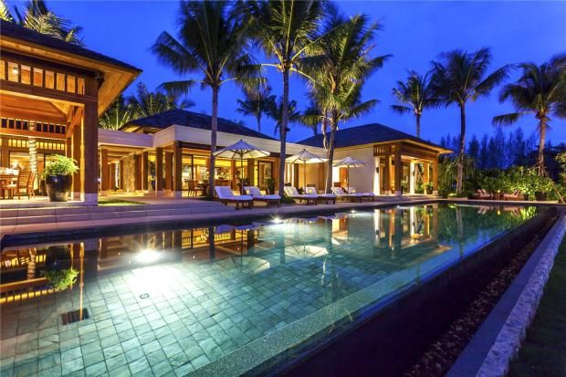 Thumbnail Property for sale in Villa Nandana, Khok Kloi, Takua Thung District, Thailand