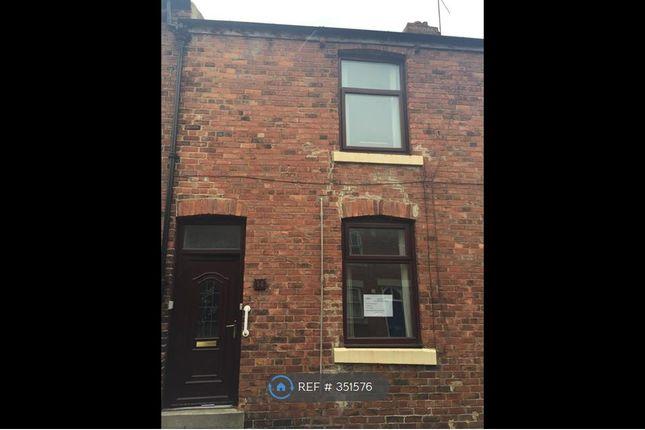 Thumbnail Terraced house to rent in Douglas Villas, Durham City