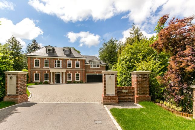 Thumbnail Detached house for sale in Coombe End, Kingston Upon Thames, Surrey