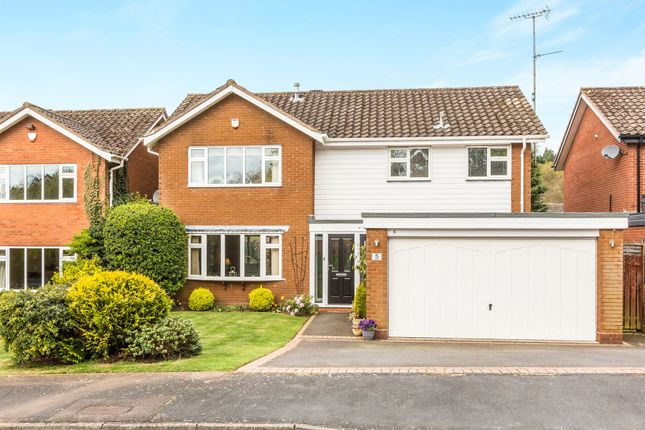 Thumbnail Detached house for sale in Elm Drive, Blakedown, Kidderminster