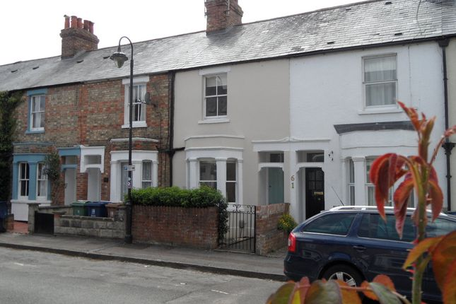 2 bed terraced house to rent in Bridge Street, Osney Island, Oxford
