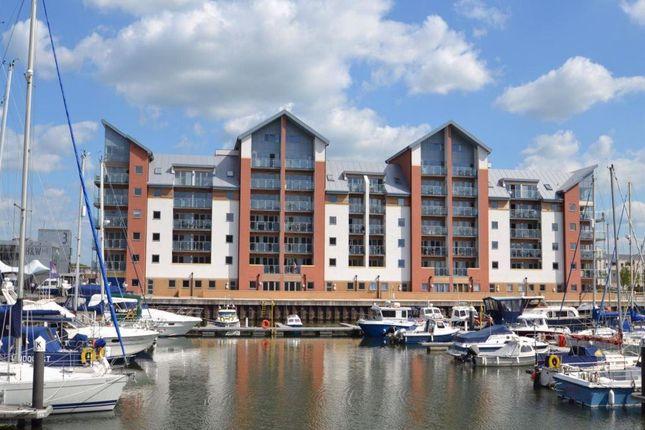 Thumbnail Flat to rent in Merchant Square, Portishead, Bristol
