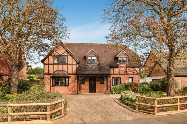 Thumbnail Detached house for sale in Aesculus, The Chestnuts, Abingdon
