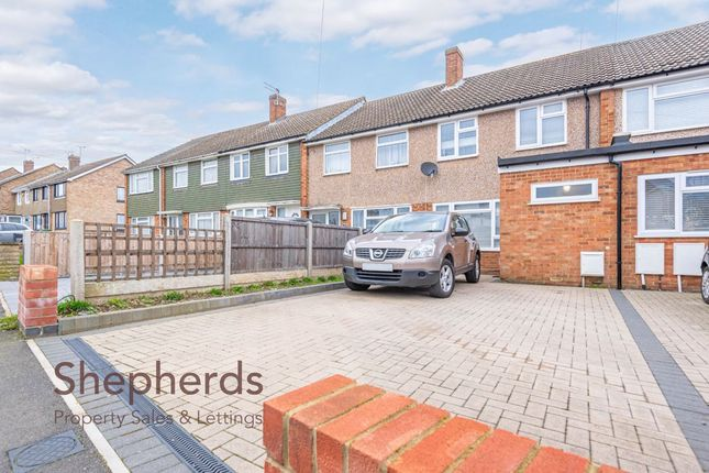 Thumbnail Terraced house for sale in Macers Lane, Broxbourne, Hertfordshire