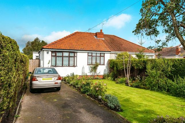 Thumbnail Bungalow for sale in Gravel Lane, Banks, Southport