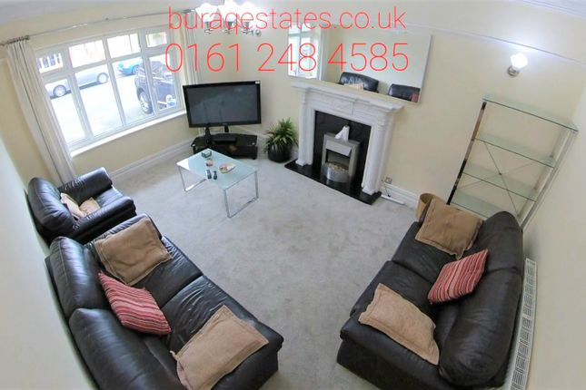 Thumbnail Town house to rent in Kingswood Road, Fallowfield, Manchester