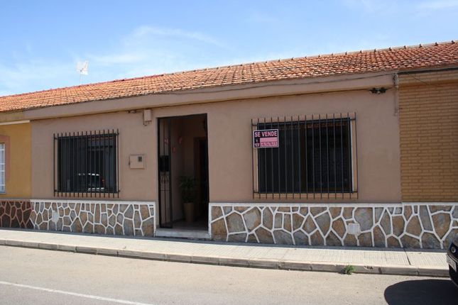 3 bed bungalow for sale in Los Belones, Murcia, Spain