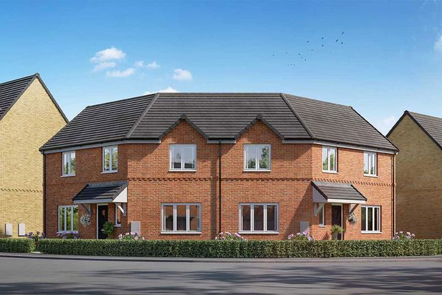 "3 bed property for sale in ""The Lilly"" at Arnold Lane, Gedling, Nottingham NG4"