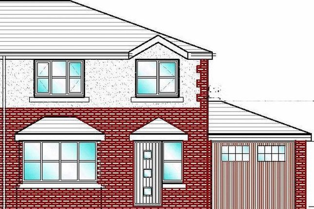 Thumbnail Semi-detached house for sale in Plot 1 Orchard Gardens, Orchard Avenue, New Longton