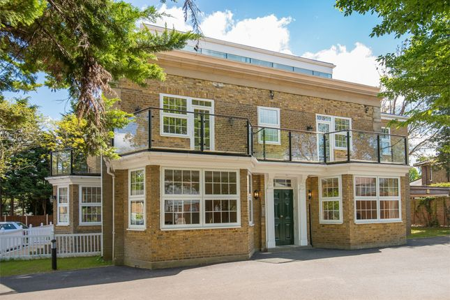 Thumbnail Flat to rent in Hayes End Road, Hayes, Greater London