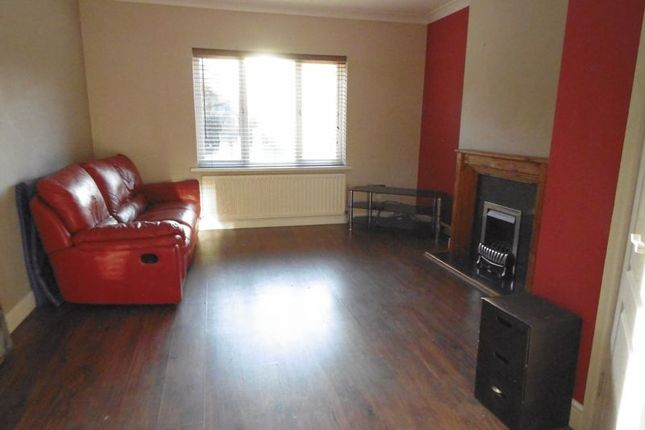 Thumbnail Semi-detached house to rent in Borrowdale Avenue, Blyth