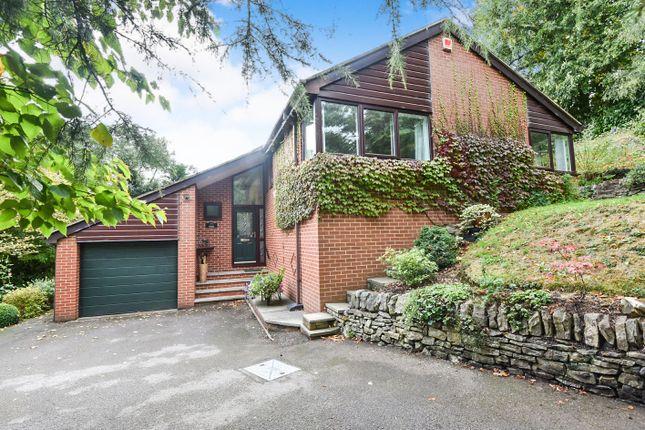 Thumbnail Detached bungalow for sale in Belle Vue Road, Ashbourne