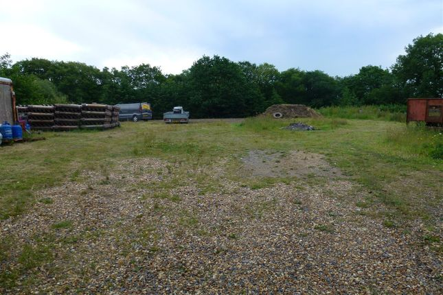 Thumbnail Land for sale in Heol Parc Mawr, Crosshands Business Parc, Crosshands