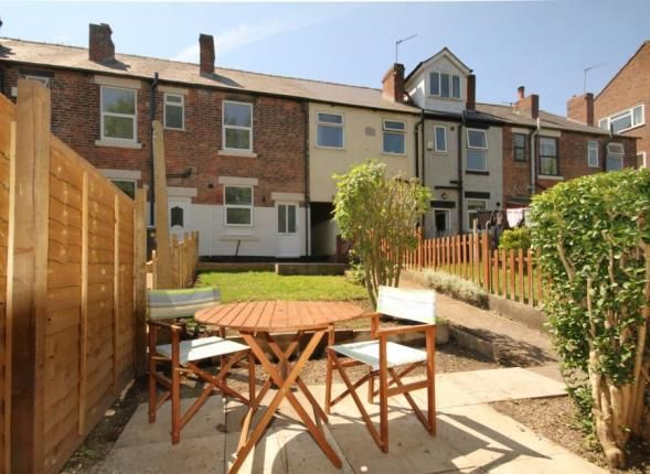 Thumbnail Terraced house for sale in Scarsdale Road, Dronfield, Derbyshire