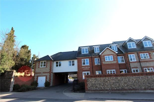 Thumbnail Property for sale in Radwinter Road, Saffron Walden, Essex