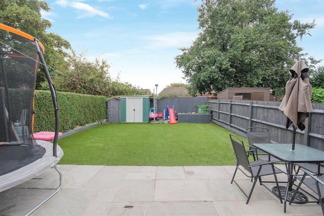 Patio Area of Earlstone Crescent, Longwell Green, Bristol BS30