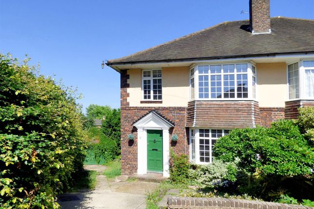 Thumbnail Semi-detached house for sale in Northlands Gardens, Southampton