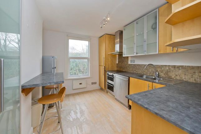 Thumbnail Flat to rent in Bracewell Road, London