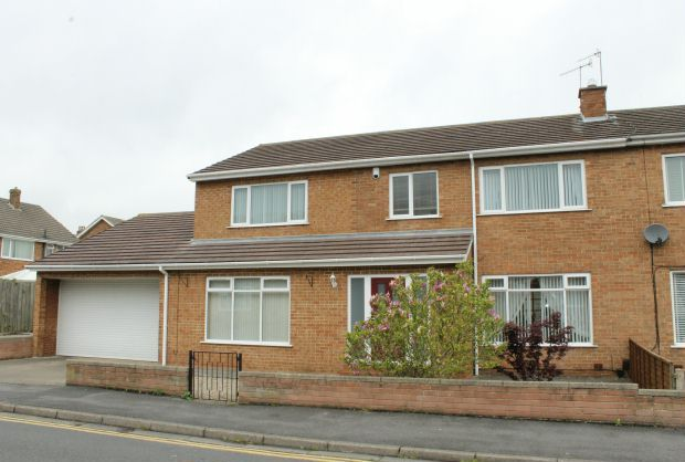 Thumbnail Semi-detached house for sale in Mackie Drive, Guisborough