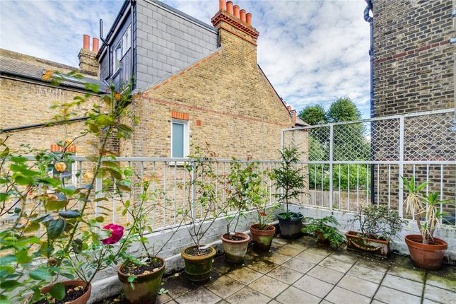 Terrace of Clapham Common North Side, London SW4