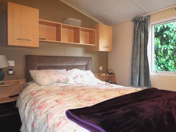 Master Bedroom of Wayside Caravan Park, Way Hill, Minster, Kent CT12
