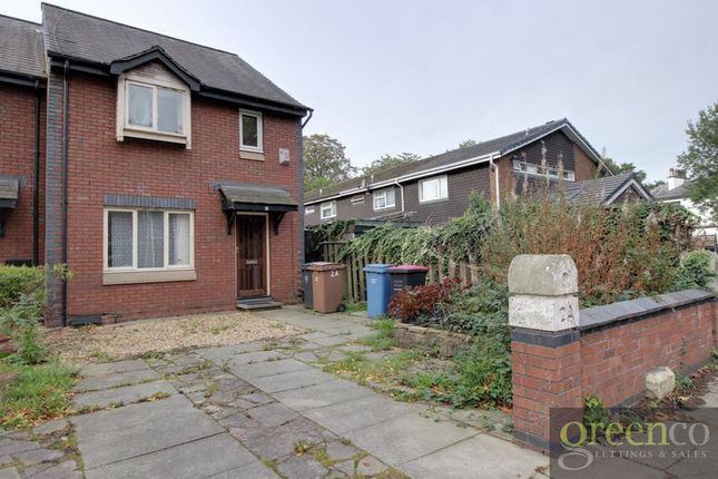 Thumbnail Semi-detached house to rent in Hope Street, Salford