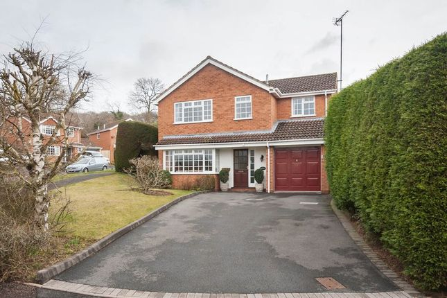 Thumbnail Detached house to rent in Stonepits Lane, Redditch