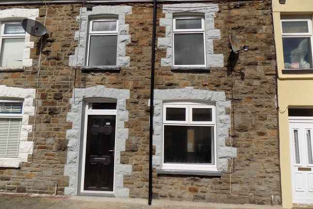 3 bed terraced house for sale in Princess Street, Gelli, Pentre, Rhondda Cynon Taff. CF41