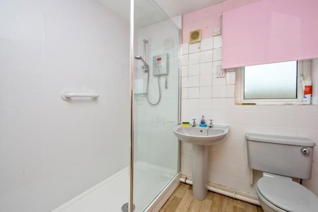 Shower Room of Portland Street, Sutton-In-Ashfield, Nottinghamshire, Notts NG17