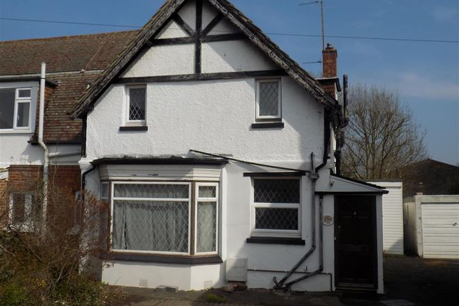 Thumbnail Property to rent in Brodrick Road, Eastbourne