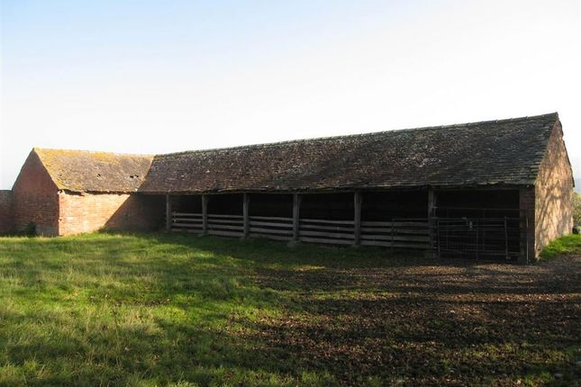 Thumbnail Barn conversion for sale in Dyers Farm, Pool Quay, Welshpool