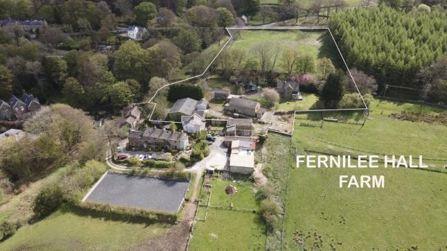 Thumbnail Detached house for sale in Fernilee, Whaley Bridge, High Peak, Derbyshire