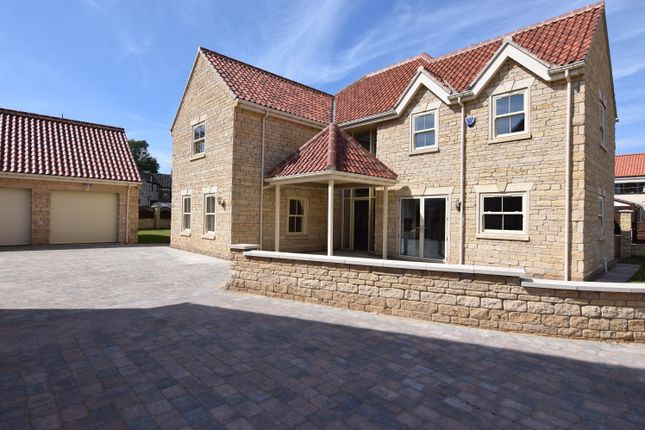 Thumbnail Detached house for sale in Haven Farm Court, South Anston, Sheffield