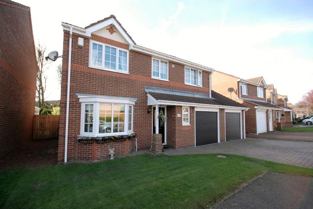 Thumbnail Detached house for sale in Brightlea, Birtley, Chester Le Street