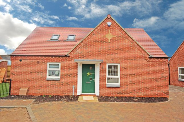 Thumbnail Detached bungalow for sale in Main Road, Crick, Northampton, Northamptonshire