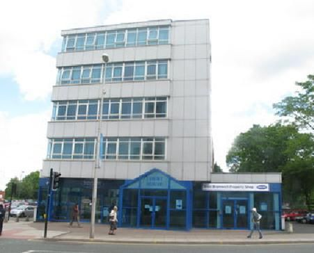 Thumbnail Office for sale in 335-337 High Street, West Bromwich