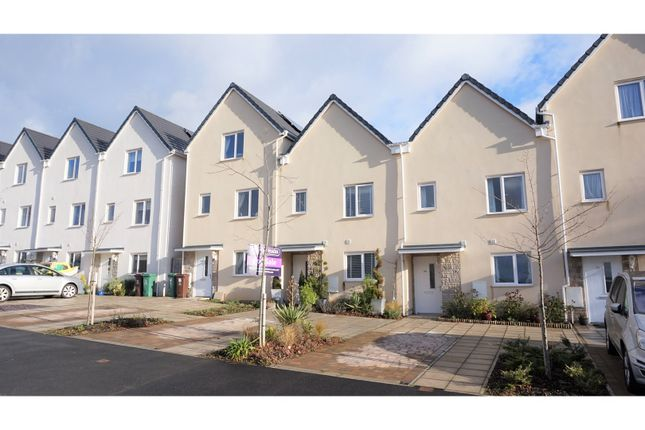 Thumbnail Terraced house for sale in Foliot Road, Plymouth