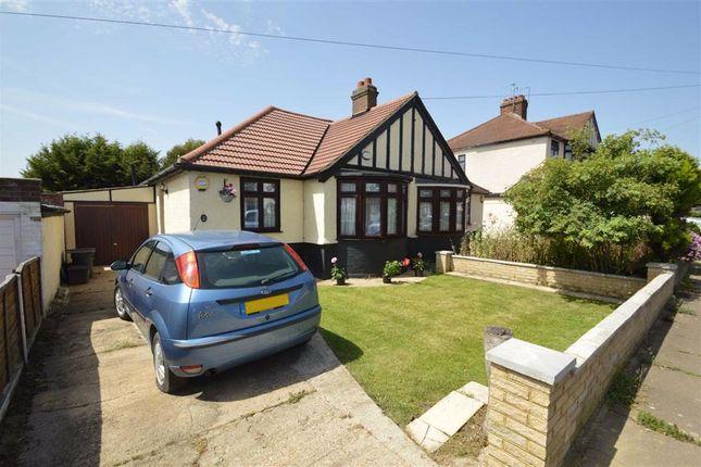 Thumbnail Semi-detached bungalow for sale in Dunspring Lane, Barkingside