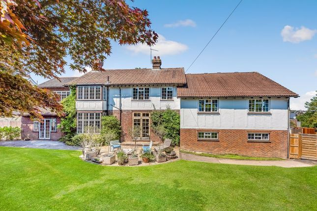 Thumbnail Detached house for sale in Birling Road, Tunbridge Wells