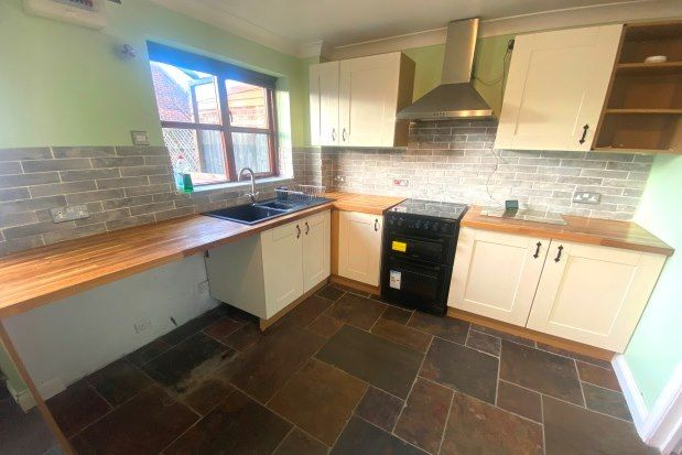 3 bed terraced house to rent in County Gardens, King's Lynn PE34