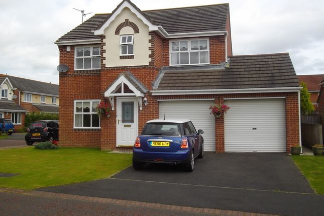 Thumbnail Property to rent in Crookham Grove, Morpeth