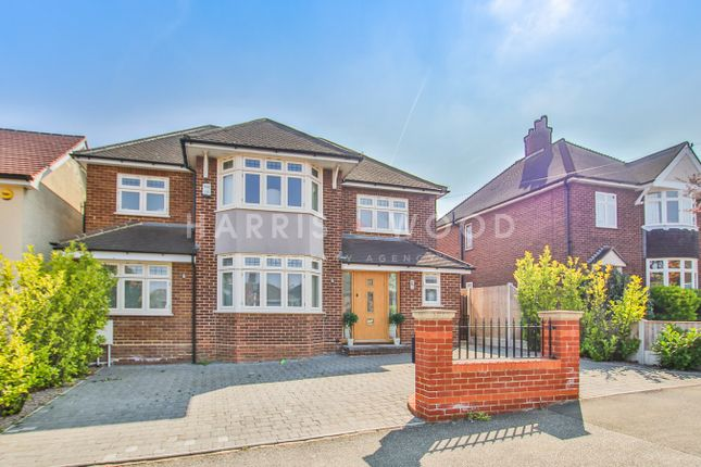 Thumbnail Detached house for sale in Gordon Road, Chelmsford