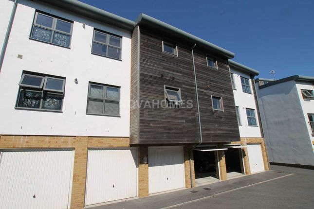 Thumbnail Flat for sale in Endeavour Court, Stoke