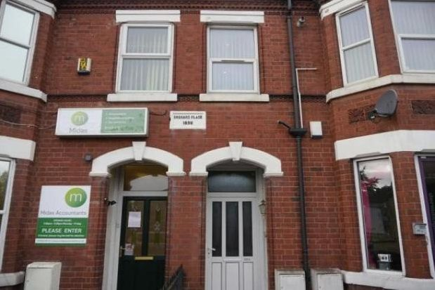 Thumbnail Flat to rent in Walsall Road, Great Wyrley