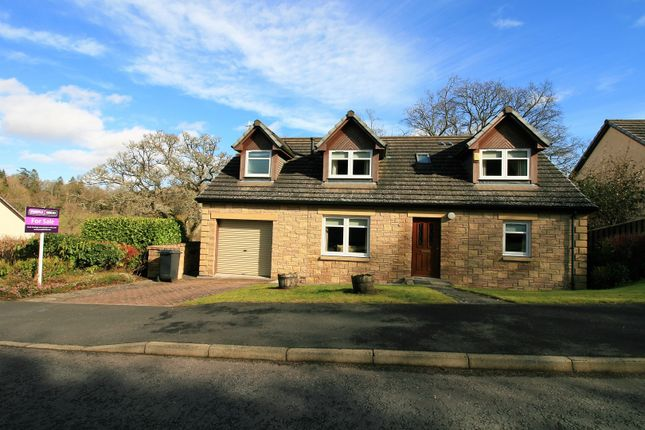 Thumbnail Detached bungalow for sale in William Law Gardens, Galashiels