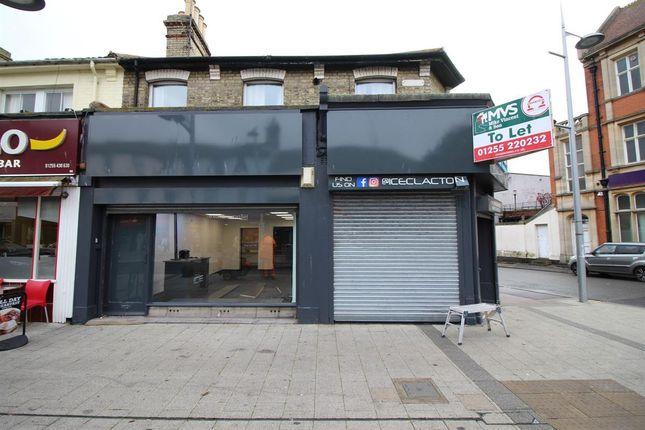 Thumbnail Retail premises to let in Station Road, Clacton-On-Sea