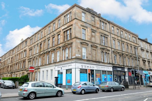 Thumbnail Flat for sale in 3/1, 10 Carrington Street, Woodlands, Glasgow