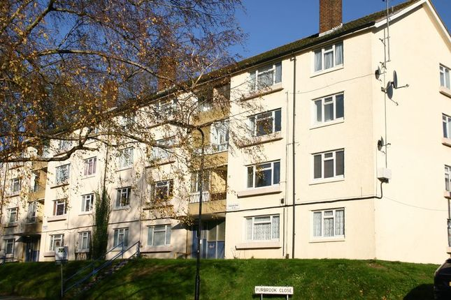 Thumbnail Flat to rent in Purbrook Close, Aldermoor, Southampton