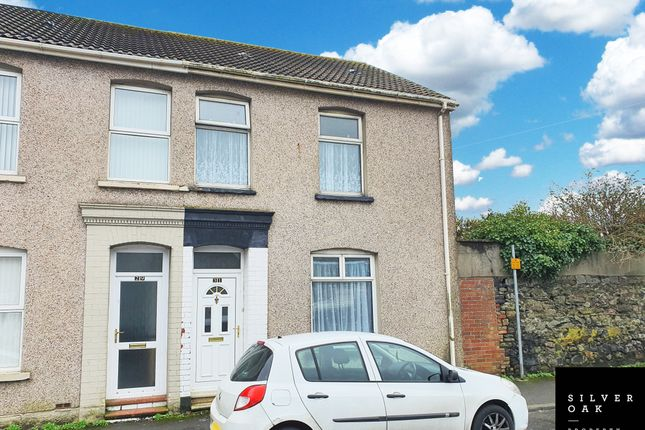3 bed terraced house to rent in 31 Copperworks Rd, Llanelli SA15