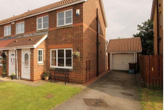 Thumbnail Property to rent in Deacon Gardens, Seaton Carew, Hartlepool